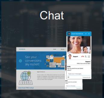 Chat y Multicanal